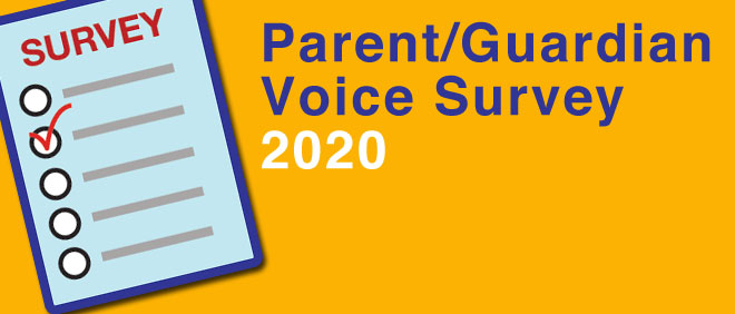 Parent Voice Survey 2020